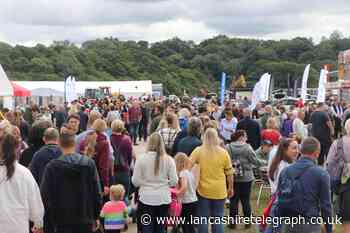Thousands enjoy family fun at the Royal Lancashire Show