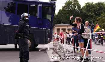 Allemagne. Des échauffourées lors de manifestations anti-confinement à Berlin - maville.com