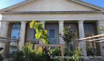 La Roche-sur-Yon. Cet été, on peut visiter le théâtre à l'italienne - maville.com