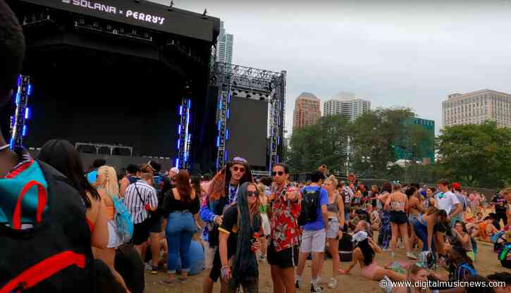 Chicago Issues Lollapalooza Mask Mandates as Superspreader Fears Intensify