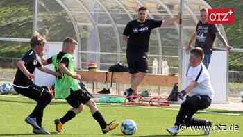 Nachwuchs-Fußballer von Wismut Gera wollen unter die ersten Vier - Ostthüringer Zeitung