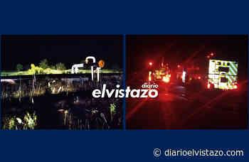 Anzoátegui: Tres jugadores de Halcones de Anaco sufrieron quemaduras cuando su vehículo pasó sobre derrame de hidrocarburos - Diario El Vistazo
