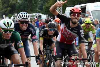 """Vito Braet wint rit en groene puntentrui: """"Klaar voor het volgende niveau"""""""
