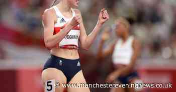 Wigan's Keely Hodgkinson leaves it late to waltz into Olympic final - Manchester Evening News