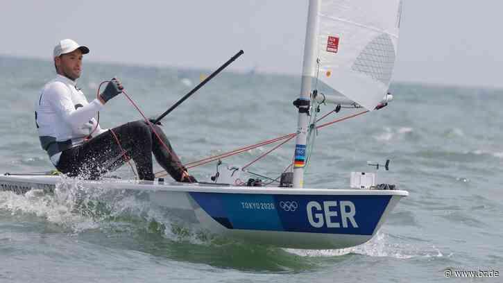 Allgäuer Segler Philipp Buhl verpasst Olympiamedaille - BR24