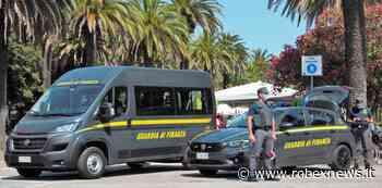 Ascoli Piceno, controlli delle Fiamme Gialle - Robexnews