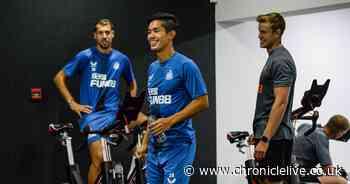 Newcastle evening headlines as Yoshinori Muto nears exit amid Karl Darlow update