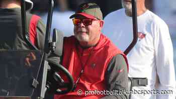 Bruce Arians: Bucs will be 92 percent vaccinated by August 13, close to 100 percent by season