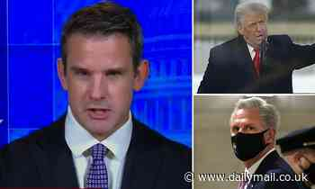 Adam Kinzinger supports Capitol riot committee subpoena for McCarthy but doubts they'll call Trump