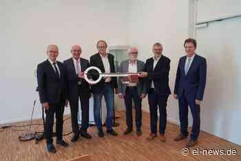 Symbiose von Neu und Alt: Eröffnung des Erweiterungsbaus am Emslandmuseum in Lingen - EL-News