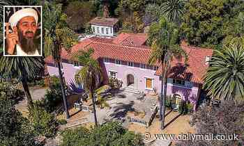 Osama bin Laden's half-brother puts dilapidated Bel Air mansion up for sale for $28M