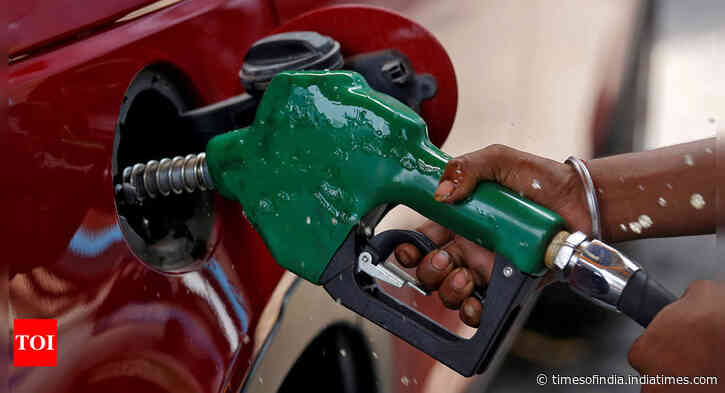 Petrol sales top pre-virus level for first time in 17 months, diesel 11% short
