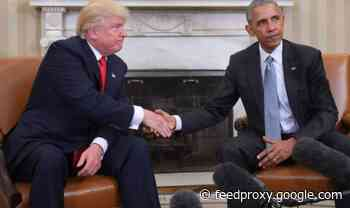 Donald Trump and Obama offered $5million to 'heal' America through joint podcast interview