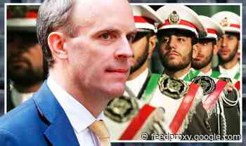 Must respond! Dominic Raab urged to fire back at Iran over killing of British man