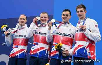 Duncan Scott becomes Scotland's second most decorated Olympian as he sets new British record - The Scotsman
