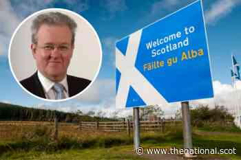 SNP conference: Plan for talks on independent Scotland's border unveiled - The National