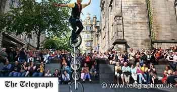 Edinburgh Fringe flop is no laughing matter for Scotland - Telegraph.co.uk