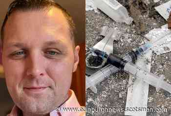 Scotland's drug deaths: Cousin of Edinburgh addict left brain damaged and paralysed speaks out - Edinburgh News