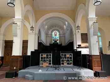 NEXO delivers a personal audio experience at Stockton Parish Church - Worship AVL
