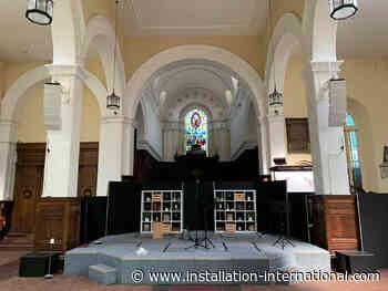 Audiologic NEXO system answers audio prayers of Stockton Parish Church - Installation International