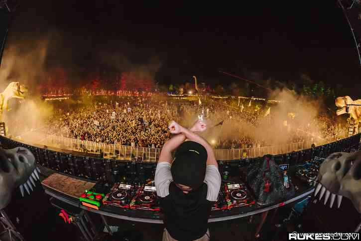 Excision Teases Big Announcement Coming This Week [DETAILS]