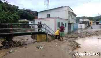 Sucre   Reportan inundaciones en cinco sectores de Carúpano tras fuertes lluvias este #31Jul - El Pitazo