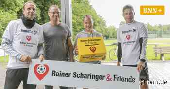 14.000 Euro: Benefiz-Marathon von Rheinstetten nach Karlsbad - BNN - Badische Neueste Nachrichten