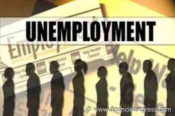 Unemployment rate falls to 4-month low of 6.95% in July
