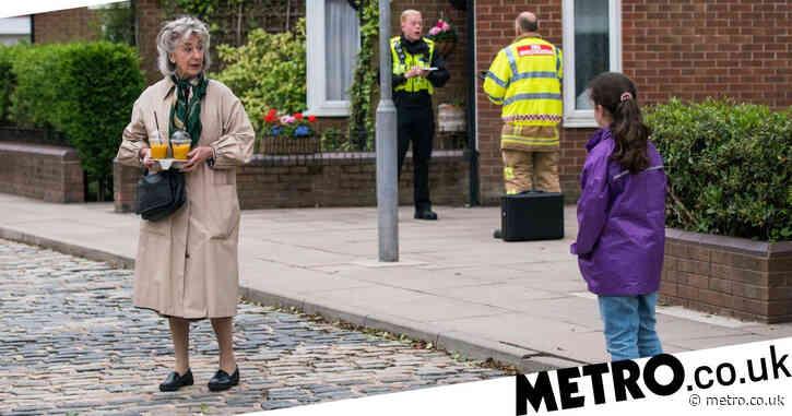 Coronation Street spoilers: Evelyn Plummer reveals that Hope started huge fire?