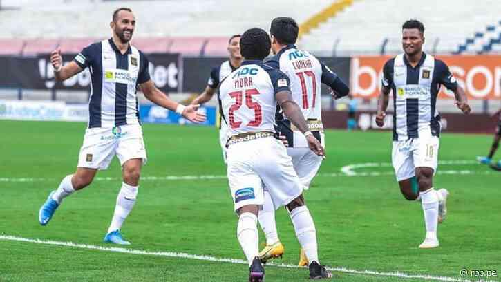 Alianza Lima vs. Sport Boys EN VIVO: iguala 0-0 por la fecha 3 Fase 2 de la Liga 1 Betsson - RPP Noticias