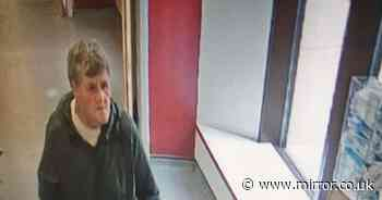 Police appeal as missing pensioner walks out of hospital and boards a train