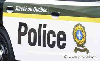 Quebec provincial police is searching for two men missing since Friday in Outaouais