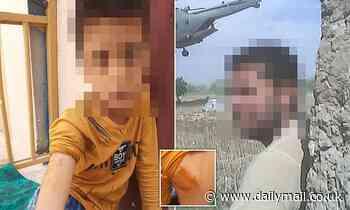 Revenge beating hell of translator's boy, 11: Taliban target Afghans waiting for sanctuary