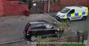Girl, 12, taken to hospital after hit and run in north Manchester