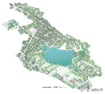 Saint-Aubin-du-Cormier : un plan cavalier exposé à la mairie - actu.fr