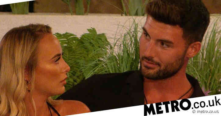 Love Island 2021: Millie Court in tears as she declares she's 'truly finished' with Liam Reardon