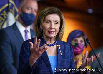 Pelosi calls on CDC to extend eviction ban as House recesses