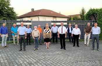 Gebietsverkehrswacht hat wieder komplette Vorstandschaft - Plattling; Gebietsverkehrswacht - Passauer Neue Presse