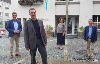 Vom Vize zum Chef: Michael Dobler wird neuer Rektor der Mittelschule - Passauer Neue Presse