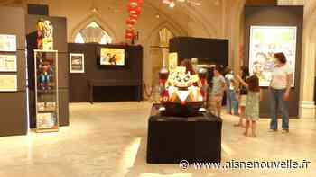 À Saint-Quentin, l'exposition La fabuleuse histoire des mangas présente plus de 300 pièces sur cet art japonais - L'Aisne Nouvelle