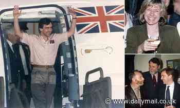 How Beirut hostage John McCarthy's harrowing five-year hostage ordeal ended30 years ago this week
