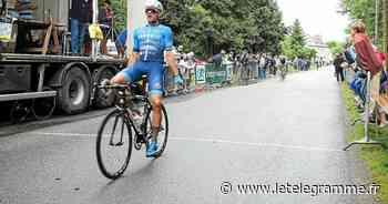 Cyclisme. Ronan Grosset lève les bras à Saint-André-des-Eaux - Le Télégramme