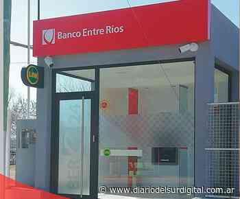 Se inauguró el primer cajero automático en el ejido del municipio de Estancia Grande - Diario del Sur Digital