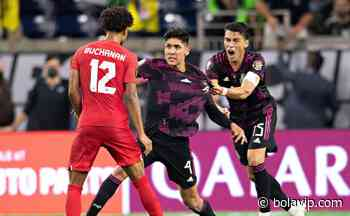 El motivo de la bronca entre México y Canadá en la Copa Oro - Bolavip