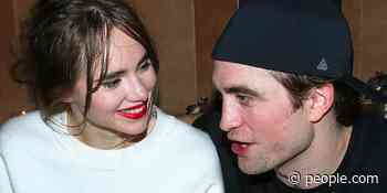 Suki Waterhouse Calls Out Gossip Girl for Jab at Her Relationship with Robert Pattinson - PEOPLE