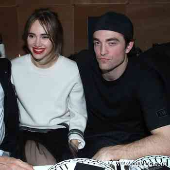 Suki Waterhouse Calls Out Gossip Girl for Dig About Her and Robert Pattinson - E! Online