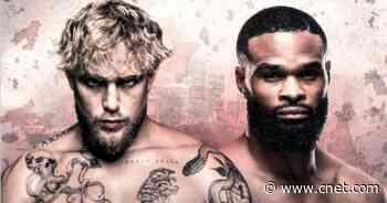 Jake Paul vs. Tyron Woodley: When is starts, how to watch, everything you need to know     - CNET