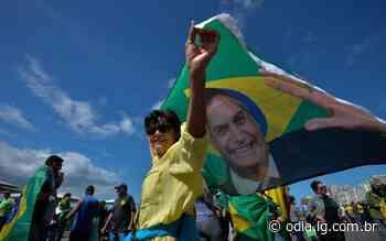 Apoiadores de Bolsonaro realizam manifestação em Copacabana e Icaraí - O Dia