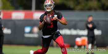49ers training camp overreactions: Trey Lance, QBs under microscope