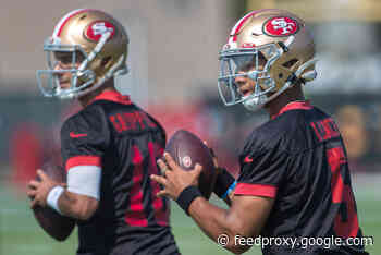 Kurtenbach: Trey Lance looks like a starter and three other observations from Week 1 of 49ers Training Camp
